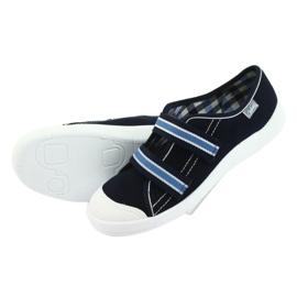 Încălțăminte pentru copii Befado 672Y049 albastru marin albastru 6