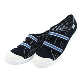 Încălțăminte pentru copii Befado 672Y049 albastru marin albastru 4