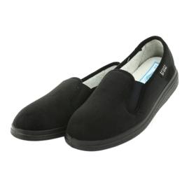Befado femei pantofi pu 991D002 negru 2