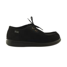Befado femei pantofi pu 871D004 negru 2