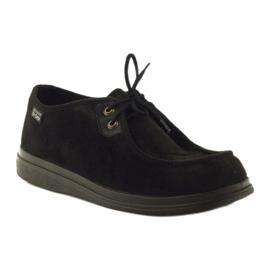 Befado femei pantofi pu 871D004 negru 3