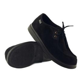Befado femei pantofi pu 871D004 negru 5