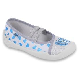 Încălțăminte pentru copii Befado 116X267 albastru gri multicolor 1