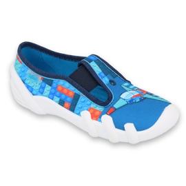 Încălțăminte pentru copii Befado 290X194 albastru multicolor 1