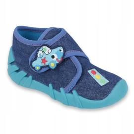 Încălțăminte pentru copii Befado 523P015 albastru marin albastru 1