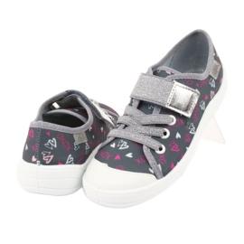 Încălțăminte pentru copii Befado 251Y138 roz gri multicolor 5