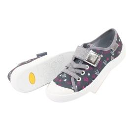 Încălțăminte pentru copii Befado 251Y138 roz gri multicolor 6