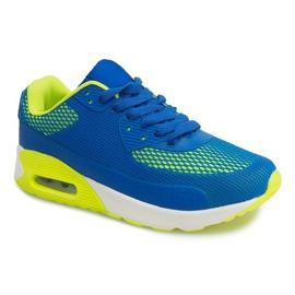 DN3-8 Pantofi de alergare sport Royal albastru 4