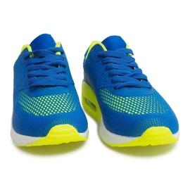 DN3-8 Pantofi de alergare sport Royal albastru 1