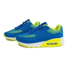 DN3-8 Pantofi de alergare sport Royal albastru 2