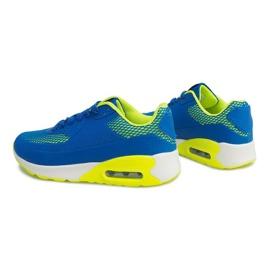 DN3-8 Pantofi de alergare sport Royal albastru 3
