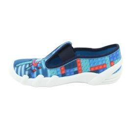 Încălțăminte pentru copii Befado 290X194 albastru multicolor 4