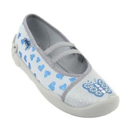Încălțăminte pentru copii Befado 116X267 albastru gri multicolor 3