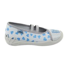 Încălțăminte pentru copii Befado 116X267 albastru gri multicolor 2
