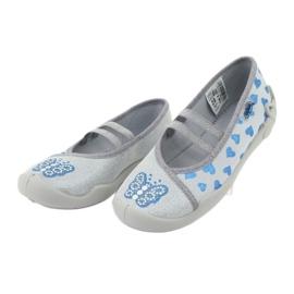 Încălțăminte pentru copii Befado 116X267 albastru gri multicolor 5