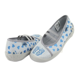 Încălțăminte pentru copii Befado 116X267 albastru gri multicolor 6