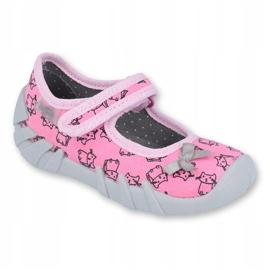 Încălțăminte pentru copii Befado 109P200 roz 1