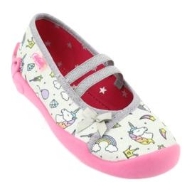 Încălțăminte pentru copii Befado 116X266 maro roz gri multicolor 4