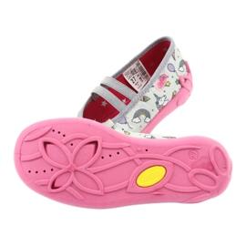 Încălțăminte pentru copii Befado 116X266 maro roz gri multicolor 6