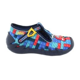 Încălțăminte pentru copii Befado 110P373 roșu albastru multicolor 1
