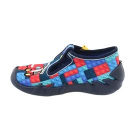 Încălțăminte pentru copii Befado 110P373 roșu albastru multicolor 3