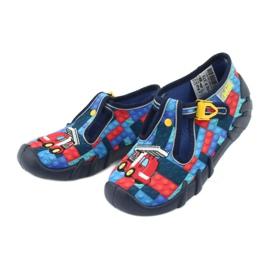 Încălțăminte pentru copii Befado 110P373 roșu albastru multicolor 4