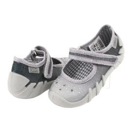 Încălțăminte pentru copii Befado 109P185 argint gri 5