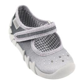 Încălțăminte pentru copii Befado 109P185 argint gri 2