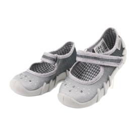 Încălțăminte pentru copii Befado 109P185 argint gri 4