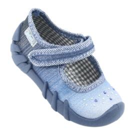 Încălțăminte pentru copii Befado 109P186 albastru 2