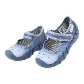Încălțăminte pentru copii Befado 109P186 albastru 4