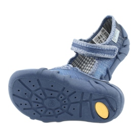 Încălțăminte pentru copii Befado 109P186 albastru 6