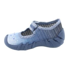Încălțăminte pentru copii Befado 109P186 albastru 3
