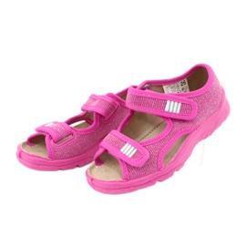 Încălțăminte pentru copii Befado 113X009 roz 3