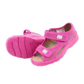 Încălțăminte pentru copii Befado 113X009 roz 5