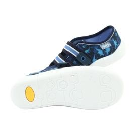 Încălțăminte pentru copii Befado 672X066 albastru marin albastru 6