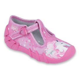 Încălțăminte pentru copii Befado 110P364 roz 1