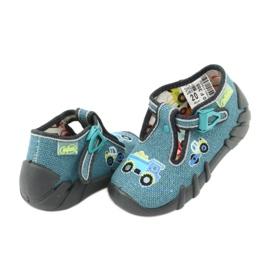 Încălțăminte pentru copii Befado 110P355 multicolor albastru gri 5