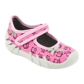 Încălțăminte pentru copii Befado 109P200 roz 2