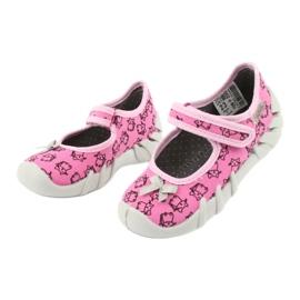 Încălțăminte pentru copii Befado 109P200 roz 4