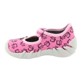 Încălțăminte pentru copii Befado 109P200 roz 3