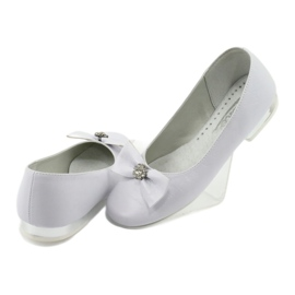 Pompe balerini de comuniune alb Miko 800 4