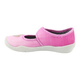 Pantofi pentru copii Befado 123X038 roz 3