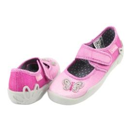 Pantofi pentru copii Befado 123X038 roz 5