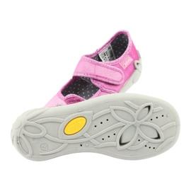 Pantofi pentru copii Befado 123X038 roz 6