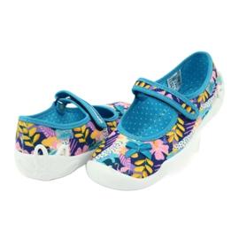Încălțăminte pentru copii Befado 114Y386 albastru roz multicolor 6