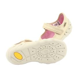 Încălțăminte pentru copii Befado 109P152 galben 7