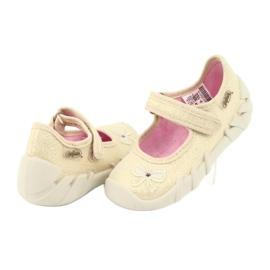 Încălțăminte pentru copii Befado 109P152 galben 6