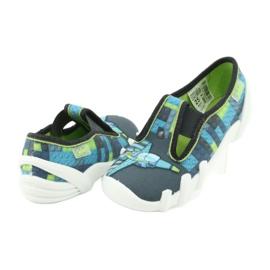 Încălțăminte pentru copii Befado 290X192 albastru gri multicolor verde 6