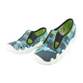 Încălțăminte pentru copii Befado 290X192 albastru gri multicolor verde 5